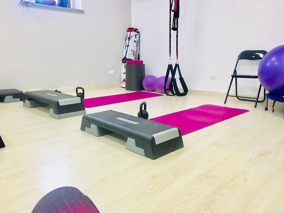 Saletta e Fitness1